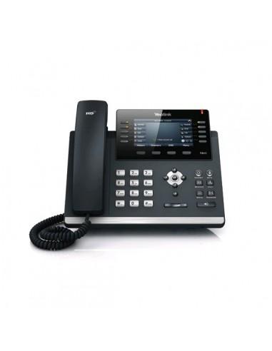 Téléphone Yealink T46S - écran couleur