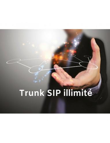 Trunk SIP appels illimités -...
